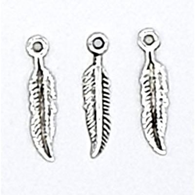 20mm Feathers Charm | as low as $0.69