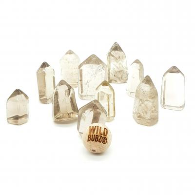 Smoky Quartz Crystal Points | WILDBUBZ®