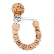 Personalised | Etched Motif Designs | Dummy Clips | WILDBUBZ® |