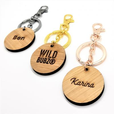 Custom Name Bag Tags | Keyrings | Key Chains