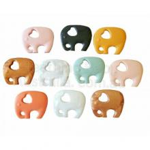 Silicone Elephant Teether Toy WS