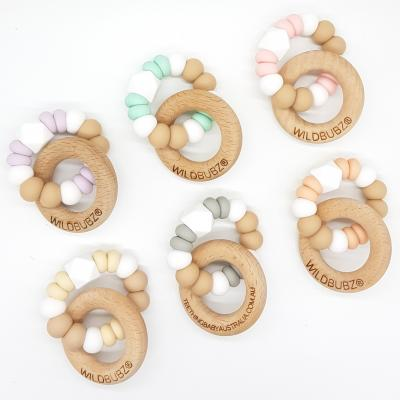 TEXTURE | NATURAL Teether Toy by WILDBUBZ®