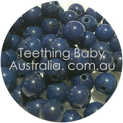 6mm Natural lapis lazuli gemstone beads - round