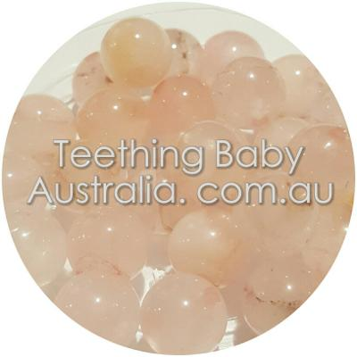 6mm Natutal Rose Quartz gemstone beads - round