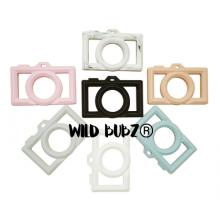 Silicone CAMERA Teether - WILD BUBZ® Wholesale