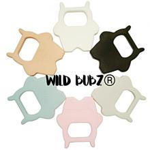 WILD ONE | WILD BUBZ® Silicone Chill + Chew Safe Teether