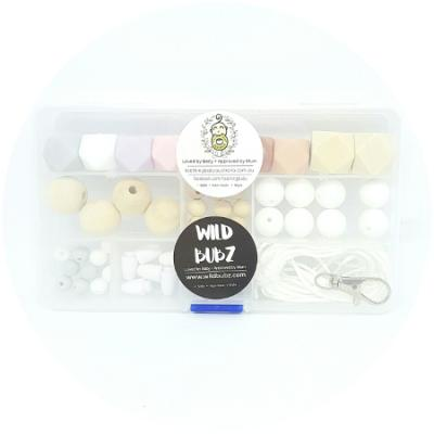 Starter Kit - Silicone / Wood / Hex - Pinks