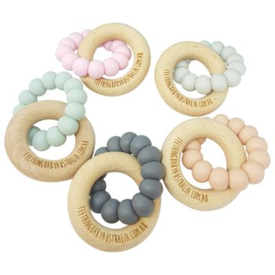 BASICS | ALL ROUNDER | Nature Teether with Beech Ring