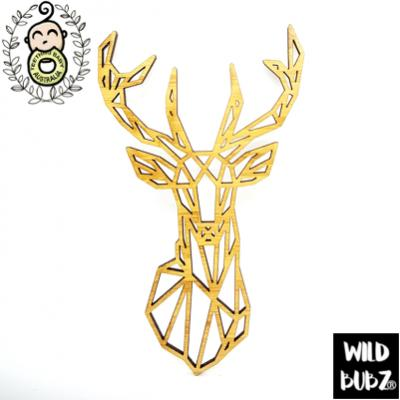 Deer Fawn – Bamboo Geo Woodland Animals