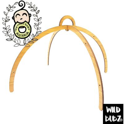 Baby Mobile Wooden Hanger