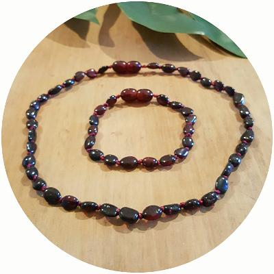 Cherry | Premium Bean | Baltic Amber | Polished | Adult