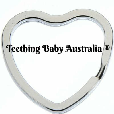 Heart - Wholesale Key Rings