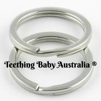 Round - Wholesale Key Rings