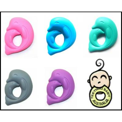 3+ Silicone Dolphin | Necklace Pendant