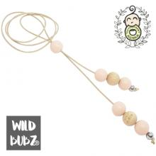 ICON | drop silicone necklace | WILD BUBZ®