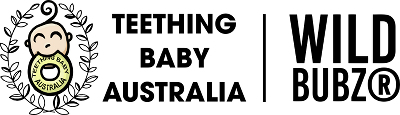 Teething Baby Australia | WILD BUBZ®
